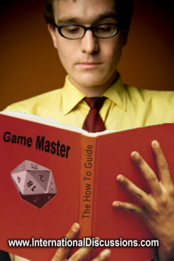 How To Be A Game Master / Dungeon Master